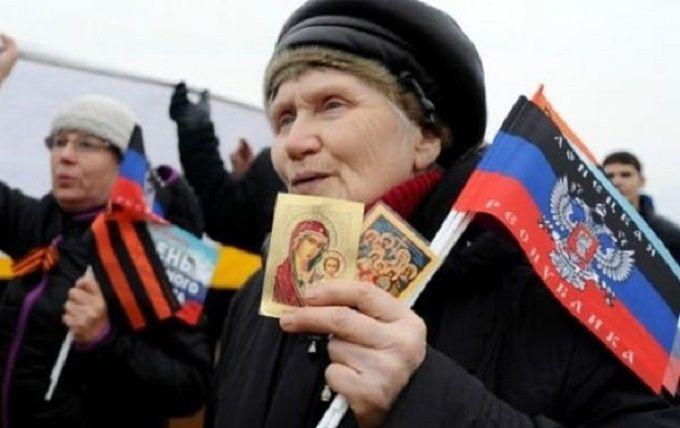 Бойовики ДНР перестали платити літнім людям пенсії, але знайшли винного