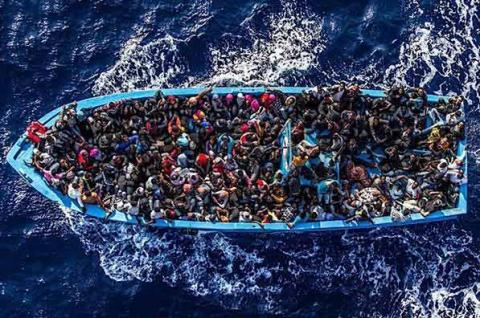 Більше третини росіян впевнені у вині США в європейській кризі мігрантів