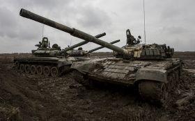 Спостерігачі ОБСЄ знайшли нові танки терористів на Донбасі