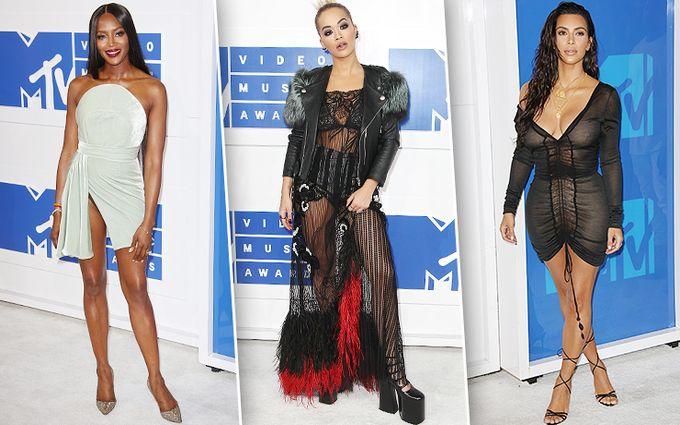 Кращі образи церемонії MTV Video Music Awards 2016: опубліковано фото
