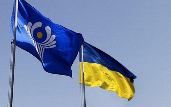 Украина отозвала всех представителей из уставных органов СНГ