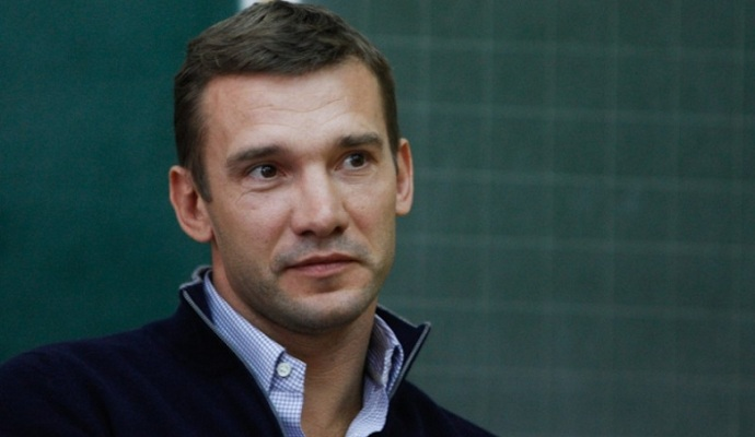 Шевченко назначен тренером сборной Украины