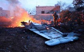 """У Росії знайшли """"український слід"""" в атаці на штурмовик Су-25 в Сирії"""