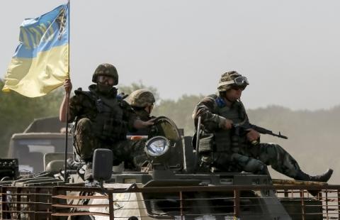 На Донбасі за добу обійшлося без втрат серед бійців АТО