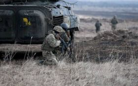 Ситуація на Донбасі загострюється - серед українських бійців є поранені