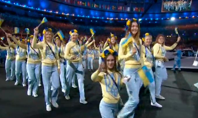 Церемония открытия Паралимпиады-2016: фото и видео из Рио (47)