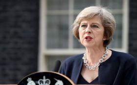 Выход Великобритании из Евросоюза: Тереза Мэй назвала сумму компенсации