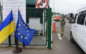 ЕС сворачивает модернизацию границы с Украиной - Reuters