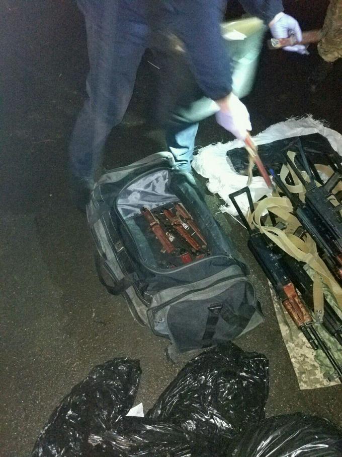 Задержание военного, который хотел устроить ад в Киеве: СБУ выложила видео и новые фото (1)