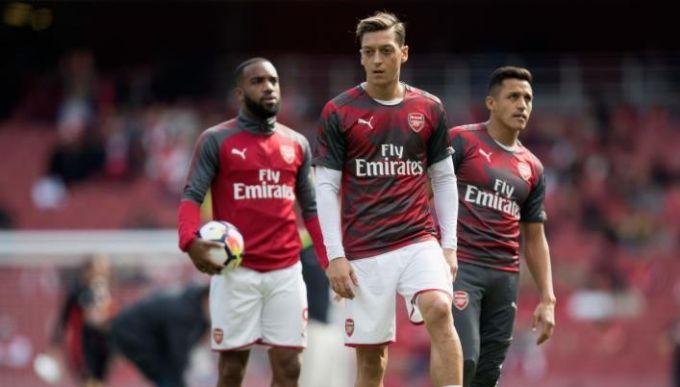 Озил уйдет из«Арсенала» позавершении договора