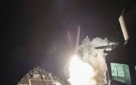 Ракетний удар по базі Асада: ВМС США опублікували нове відео