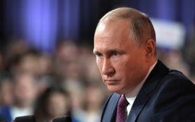 Путин возмутился новым обвинениям в незаконном захвате Крыма