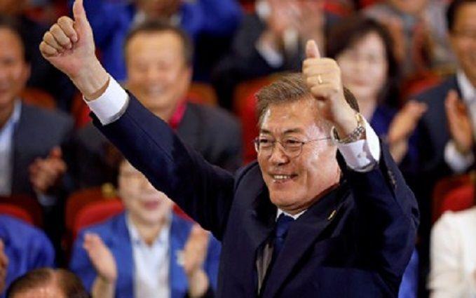 Южная Корея выбрала нового президента - ВИДЕО