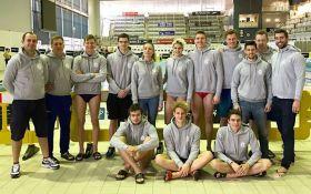 Украинские пловцы успешно выступили на престижном турнире