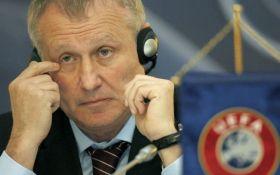 Суркіс влаштував інформаційну кампанію проти президента ФФУ Павелко, - ЗМІ