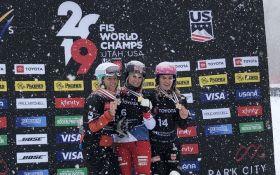 Сенсация: Украина впервые в истории завоевала медаль на чемпионате мира по сноубордингу