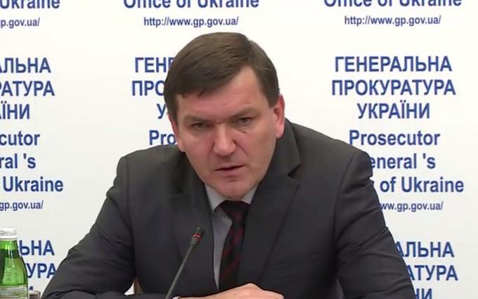 """В ГПУ рассказали, при каких обстоятельствах """"Беркут"""" открыл стрельбу на Майдане"""
