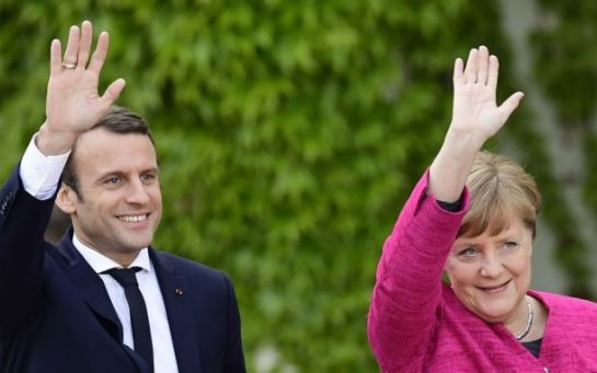 Меркель і Макрон зробили важливу заяву по Донбасу