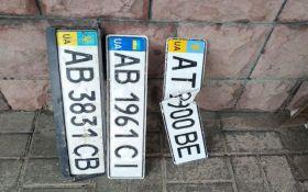 Кабмин расширил перечень платных номеров на автомобиль и установил новые цены