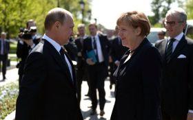 """Путін дав гучну обіцянку Меркель по """"Північному потоку-2"""""""