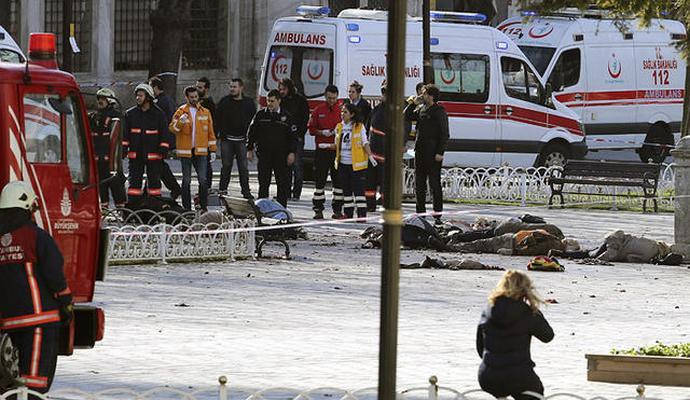 Громадяни України не постраждали під час теракту в Стамбулі