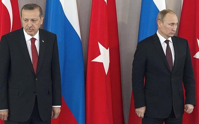 """Навіщо Туреччина """"вибачилася"""" перед Путіним - приватна розвідка США назвала кілька причин"""
