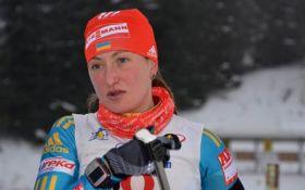 Украинская биатлонистка добилась отмены дисквалификации