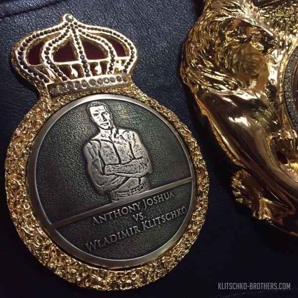 Всемирная боксерская ассоциация (WBA) подготовила уникальный чемпионский  пояс deaaf7019aca5