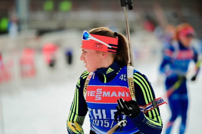 Названа лучшая спортсменка Украины в январе