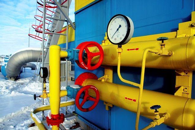 Украина практически вдвое увеличила импорт газа из европейского союза