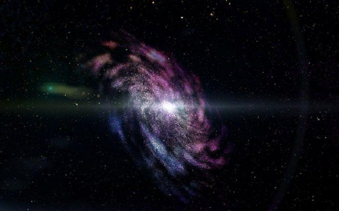 Астрономи виявили загадковий об'єкт в космосі, який яскравіший за Сонце