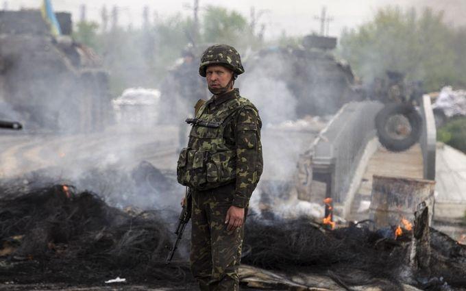 Военные рассказали о боях с двумя отрядами боевиков