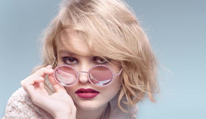 16-летняя дочь Джонни Деппа на обложке Love Magazine