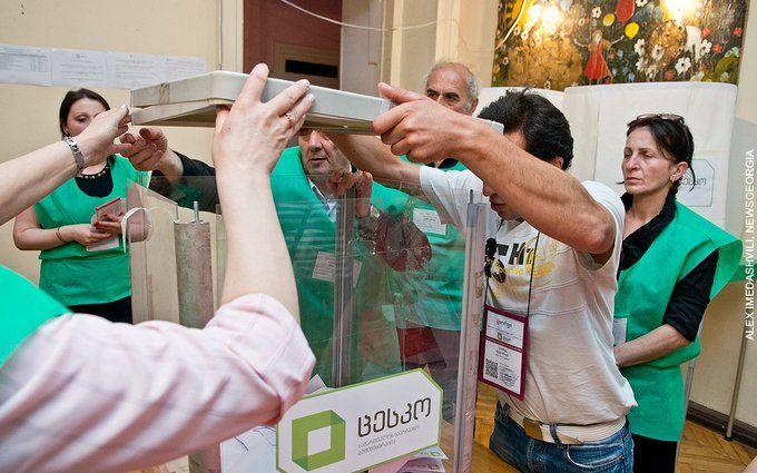 Вибори в Грузії: стало відомо про успіх проросійської партії