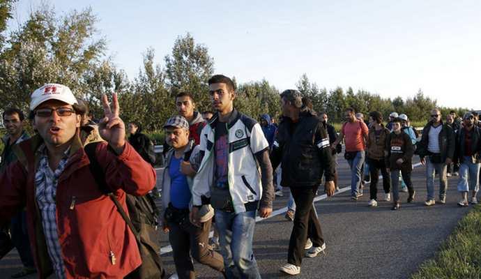 Из Германии могут выслать украинских беженцев - СМИ
