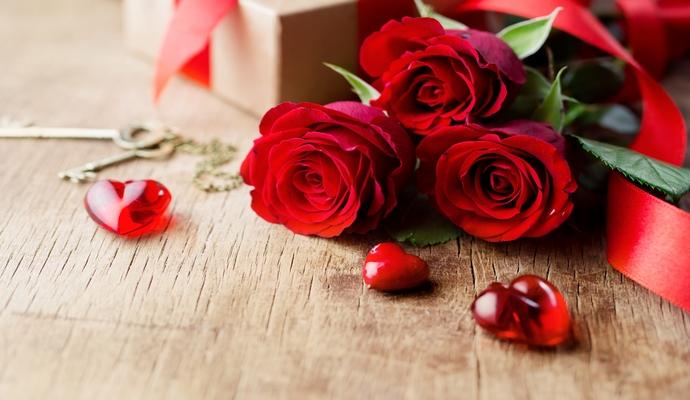 Украинцы считают 14 февраля праздником продавцов цветов