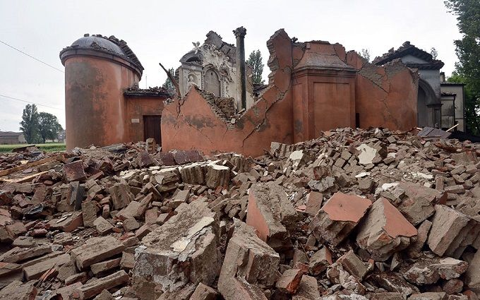 Землетрус в Італії: число загиблих різко зросло