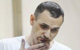 Страшная цифра: Сенцов голодает уже 100 дней