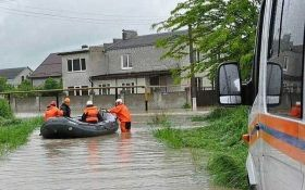 У Росії через загрозу прориву дамби евакуюють 60 тис осіб