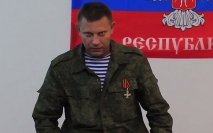 """Ватажок ДНР назвав Київ своїм містом і оголосив про нову """"пряму лінію"""""""