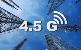 Ще один мобільний оператор запускає 4,5G в Україні