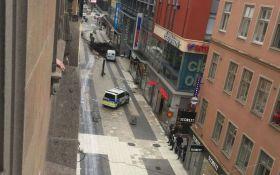 Полиция уточнила количество жертв трагедии в Стокгольме