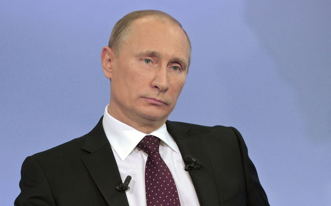 Путін похвалився успіхами армії і пообіцяв не зупинятися