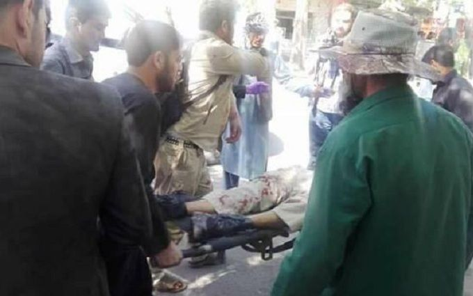 ВАфганистане произошел взрыв упосольства Германии, 50 человек погибли