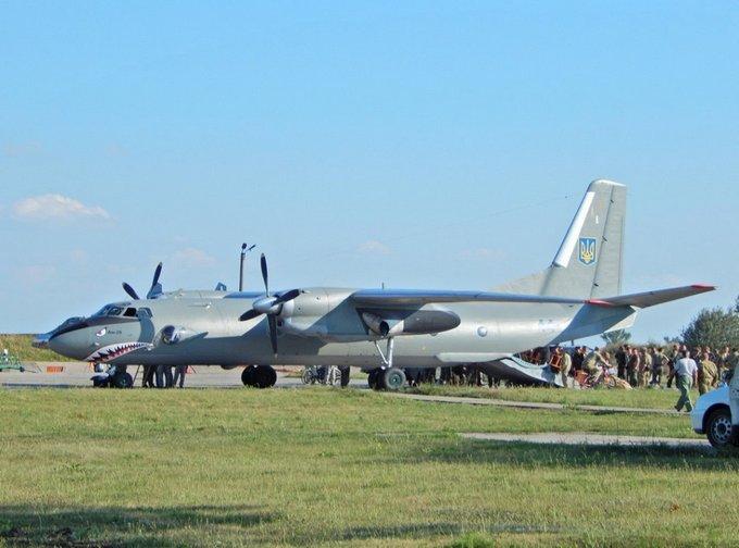 Українські бойові льотчики здивували глядачів в Словаччині: з'явилися фото і відео (1)