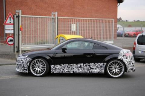 Audi TT-RS Coupe проходить тести у власному кузові (18 фото) (17)