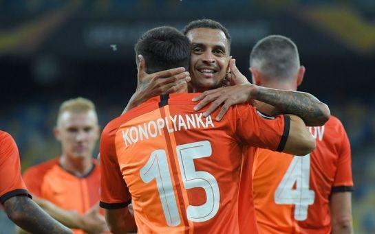 Кращі клуби УЄФА - Шахтар різко піднявся в престижному рейтингу