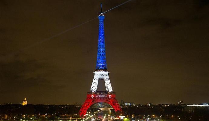 ИГИЛ опубликовала видео с парижскими террористами