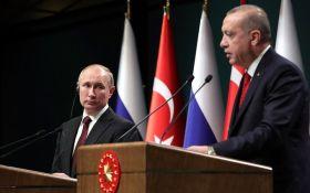 У нас много разных мыслей: Эрдоган анонсировал новую встречу с Путиным