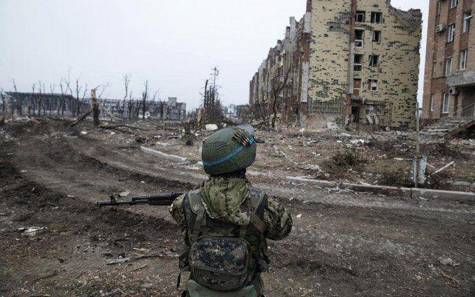 Штаб ООС: на Донбассе украинские бойцы ликвидировали боевика